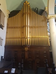 Organ - St Michael, Cornhill (sarflondondunc) Tags: stmichaelcornhill organ church cornhill cityoflondon london