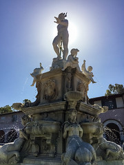 Neptune Fountain (jmhull.LA) Tags: malagacove california palosverdesestates southbay statue fountain neptunefountain