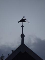 windvaan Midsland (willemalink) Tags: windvaan midsland