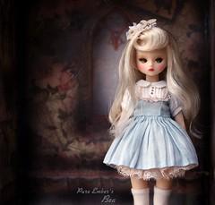 Chills (pure_embers) Tags: pure embers doll dolls uk pureembers photography laura england fashion bluefairydoll minimay bee cute pretty portrait korean bea chuthings dress burned room