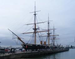 HMS Warrior, Portsmouth (Diepflingerbahn) Tags: hmswarrior portsmouth ship naval royalnavy