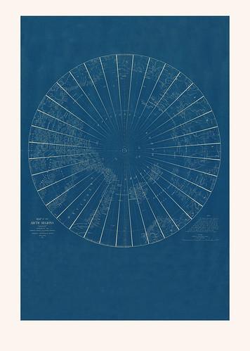 18-Affiche // 50x70cm // Arctic blueprint