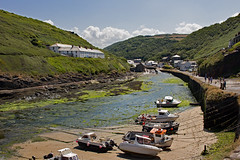 IMG_4024_edited-1 (Lofty1965) Tags: boscastle cornwall harbour