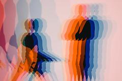 Shadow play (nachomaans) Tags: fuji xt20 copenhagen denmark dk shadow light architecture design dac danish colours selfportrait repetition installation art supercolortryphonar tryphonar