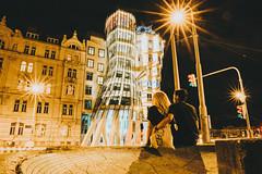 Dancing House (Leo P. Hidalgo (@yompyz)) Tags: praha prague praga czech republic explore city travel couple love lof