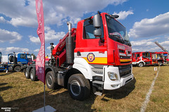 PYROCAR 2018 | TATRA Stand (martin_king.photo) Tags: pyrocar pyrocar2018 unique tatra tatratrucks green clouds cloudyday outdoor today truck firetruck strong huge big machine sky martin king photo machinery machines tschechische republik powerfull power dynastyphotography lukaskralphotocz great day czechrepublic fans work place tschechischerepublik martinkingphoto working modern colorful colors blue photography photographer canon daily tires onwheels skyline posing country show happy beautiful flickr world eos colours tatraphoenix