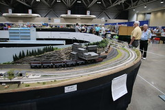 IMG_0390 (Cale Leiphart) Tags: nmra nationaltrainshow modelrailroad bmr brickmodelrailroader lego train rr railroad kansascity missouri