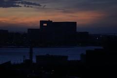 dawn at Odaiba (YUICHI38) Tags: odaiba tokyo japan dawn