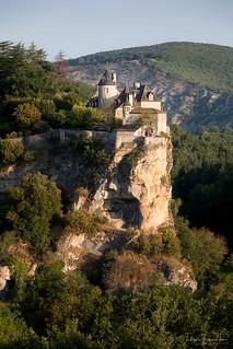 Château de Belcastel, Lacave