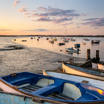 Felixstowe Ferry Sunset 2