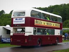 Edinburgh Corporation Transport 1 (BSF1L) - 18-08-18 (02) (peter_b2008) Tags: edinburghcorporation lothian lrt leyland atlantean alexander 1 bsf1l basil preserved svbm lathalmond buses coaches transport buspictures