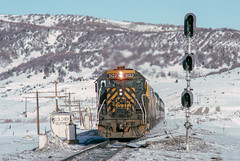 D&RGW 3122 East at Soldier Summit, UT (thechief500) Tags: drgw railroads