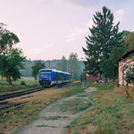 Na torach pociąg, na drzewach jabłka / Trains on the tracks, apples on the trees / Vlak na kolejích, jablka na stromech thumbnail