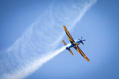 _Z2A9725 (Fabiosantos25) Tags: esquadrilhadafumaça esquadrilha 5dmkiv ef100400isii ef100400mmisii ef100400ii 7desetembro setedesetembro independencia smokesquadron supertucano avião plane sky blue azul brasil brazil