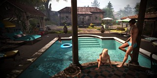 Pool Time - The Four Villages