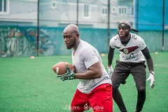 DSC_9013 (gidirons) Tags: lagos nigeria american football nfl flag ebony black sports fitness lifestyle gidirons gridiron lekki turf arena naija sticky touchdown interception reception
