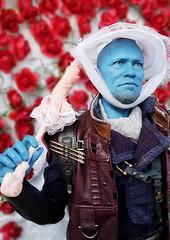 Mary Poppins Returns (ozthegreatandpowerful) Tags: hot toys yondu guardians ofthe galaxy vol 2 mary poppins returns barbie