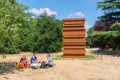 (DeepSane) Tags: london regentspark frieze sculptures 2018