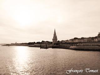 La tour de la Lanterne à La Rochelle