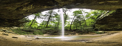Ash Cave in wide aspect (TAC.Photography) Tags: cave wideaspect hockinghillsstatepark ohio park ohioparks tomclarknet tacphotography d7100 inexplore explore nikon nikoncamera
