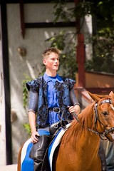 Tournament Joust, Week 4- Sunday (Pahz) Tags: thejousters joust jousting jouster knight horse lance armor squire sword bristolrenaissancefaire brf2018 pattysmithbrf nikond7200 tamron16300lens nikon tamron renaissancefairephotographer kenoshawi