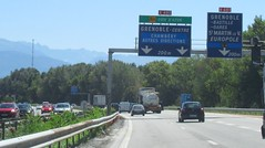 A480 Grenoble-3 (European Roads) Tags: a480 grenoble autoroute france alpes alps