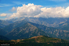Corsica as seen from Col de Sorba (Ansgar Hillebrand) Tags: korsika corsica fuji fujixt2 fujixseries fujix fujixflenses fujifilm landscape landscapes landscapephotography landschaften sky nature travel worldtravel adventure adventuretravel frankreich france