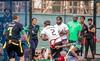 DSC_9222 (gidirons) Tags: lagos nigeria american football nfl flag ebony black sports fitness lifestyle gidirons gridiron lekki turf arena naija sticky touchdown interception reception