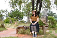 _DSC6586 (Quyr) Tags: dalat vietnam green smoke frog cloud tree forest langbiang lamdong portrait thunglungvang duonghamdatset