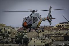 PATRULLA ASPA II (Yayo Tortosa) Tags: aspa diademelilla helicopteros llegadaaeropuerto melilla2018 nikond7100 patrullaaerea pwmelilla tamron18400