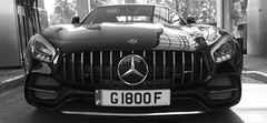 AMG GT Roadster GT C (Bardazzi Luca) Tags: mercedes car gibraltar automobile auto luca bardazzi desktop wallpapers image olympus em10 micro four thirds 43 citta' foto flickr photo picture internet web cabrio bw black white architettura