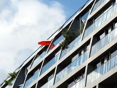 [summer] (pienw) Tags: summer markthal rotterdam architecture parasol