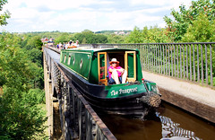 MIAOW. (tommypatto : ~ IMAGINE.) Tags: pontcysyllte pontcysyllteaqueduct wales northwales canals narrowboats