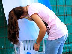 """Emozioni e Colori/Emotions and Colors (claudio.feleppa """"OFF"""") Tags: campobasso collinadisangiovannelloacampobasso xxixpremionazionaledipitturaestemporanea pittrice colori emozioni estemporaneadipittura fujifilmx100t inexplore"""
