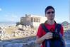 The Acropolis of Athens, Greece.