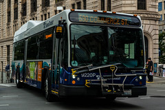 ST 9220 (Juan_M._Sanchez) Tags: bus route st sound transit seattle washington gillig brt 590 commerce street