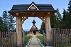 Zakopane 9.2018 https://en.wikipedia.org/wiki/Zakopane (porebski_pawel) Tags: zakopane poland landscape hills tatramountains chapel church