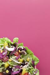 ensalada mariachi (carmenmedinalopez) Tags: food foodstyling foodphotography color foodesing estilismodealimentos estilismogastronomico estilismoculinario mexicanfood salad tomatoe