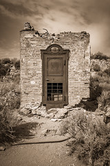 The Bank Job (TheExplorographer.com) Tags: bodie california highsierra photography tunnelview yosemite a7rii abandoned abandonscape adwheeler anseladams cloudy decay explore fire fog forestfire forgotten ghosttown history mine panorama preserved smoke sony sonyalpha sonyalphauniverse sonyimages statepark travel valley