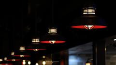 Blaze Pizza / Lighting (Perceptual Design) Tags: ralphevelasco 1000wordsphotography 1000wordsgallery 1000words photography photo canont3i canon t3i canon600d rebel eos digital slr digitalcamera digitalslr depthoffield dof southerncalifornia california eoskissx5 eos600d orangecounty oc blazepizza lighting restaurantlighting red bokeh