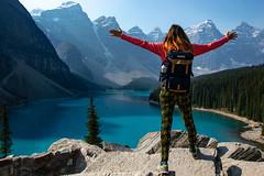 _DSC0435 (marcella.cavelli) Tags: canada britishcolumbia alberta squamish whistler banff jasper clearwater sky falls tree hike hiking trail trip snow lake wood ab bc