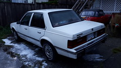 1986 Cadillac Cimarron 2.8 Liter V6 (Foden Alpha) Tags: cimarron 28 liter v6 gv690w