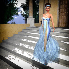 LuceMia - :: TIFFANY DESIGNS :: (2018 SAFAS AWARD WINNER - Favorite Blogger - MISS ) Tags: tiffanydesigns td shellagown sl secondlife mesh fashion creations blog beauty hud colors models lucemia