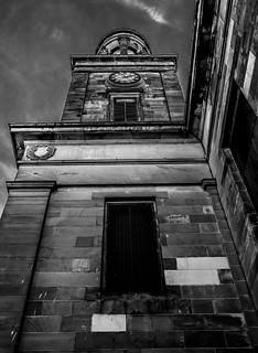 St Giles Clock, Elgin