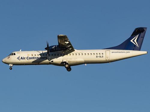 Air Contractors | ATR 72-202(F) | EI-SLG