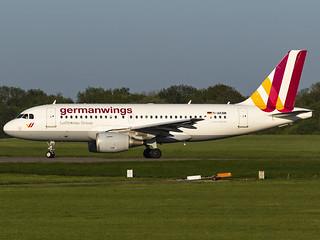 Germanwings | Airbus A319-112 | D-AKNM