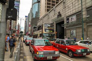 On the streets of Hong Kong / На улицах  Гонконга