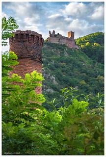 Château de Saint-Ulrich - Ribeauvillé - Haut Rhin