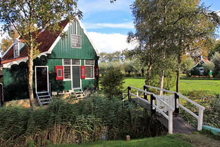 Zaanse Schans - Zaandam, North Holland, Netherlands