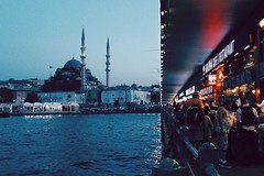 right or left? (hülyaçam) Tags: istanbul bridge perspective streetphotography streets street streetphoto travel traveler catchthemoment catch people city cityphotography afternoon